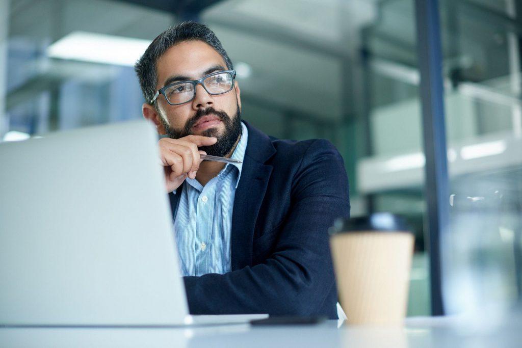 Man consider Nashville asset protection lawyer