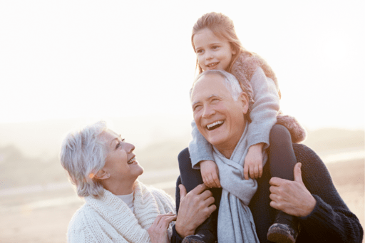 estate planning client with Legacy Law Group